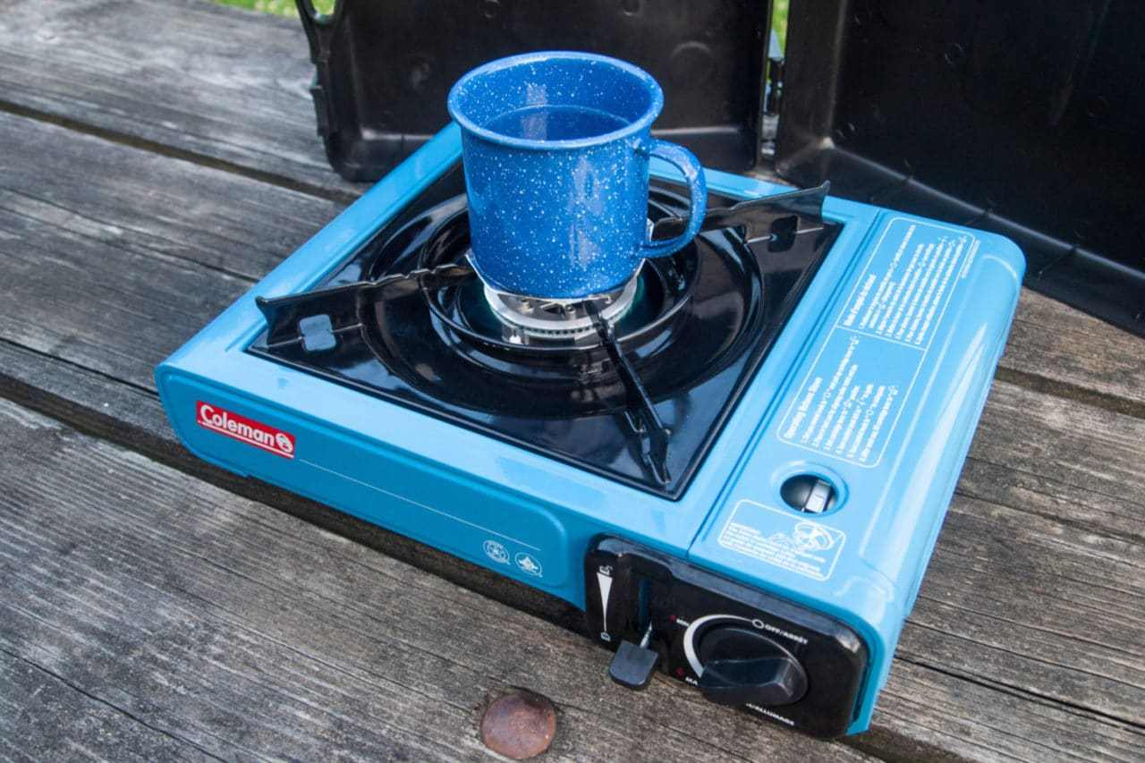 Gifts - Coleman Camp stove