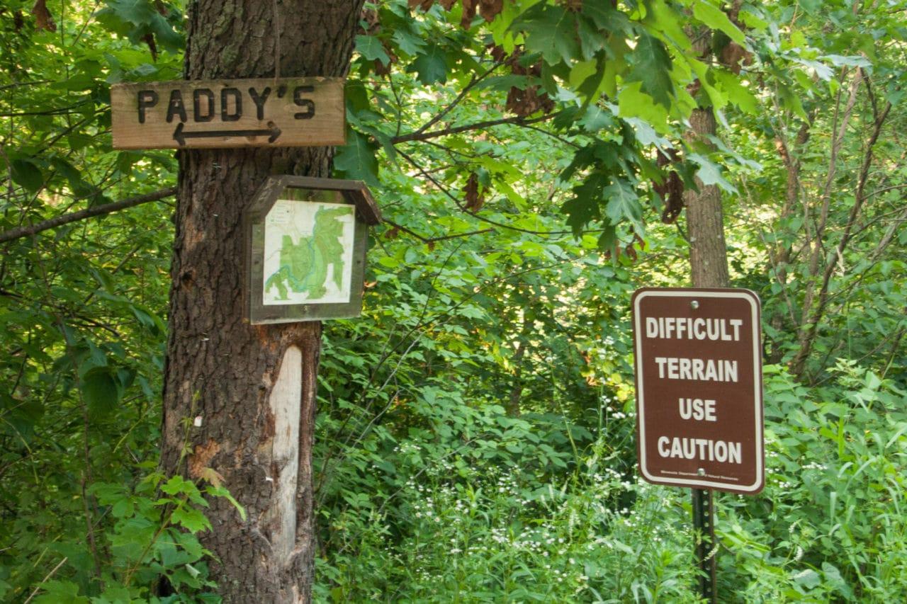 Patty's Trail Photo