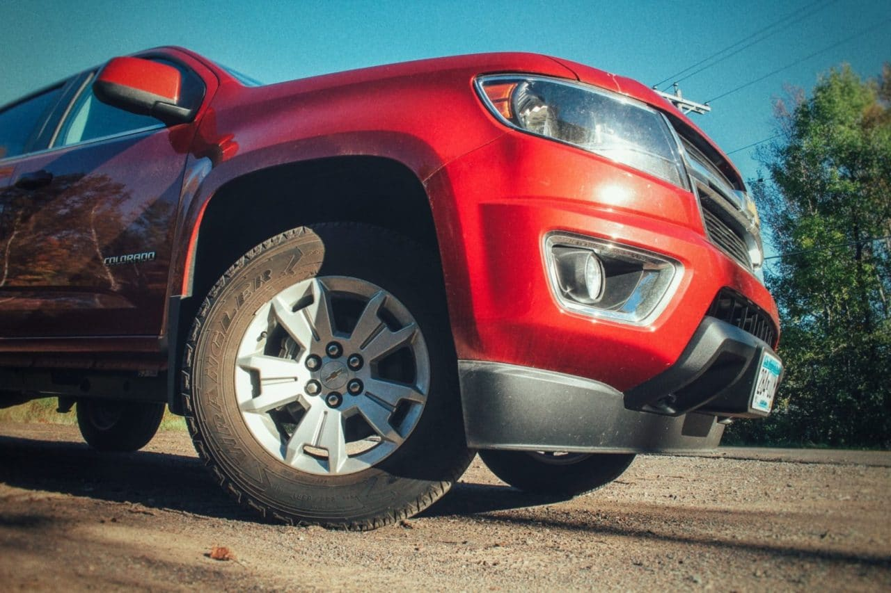 Chevy's off-roader? My first impressions of the 2016 Colorado