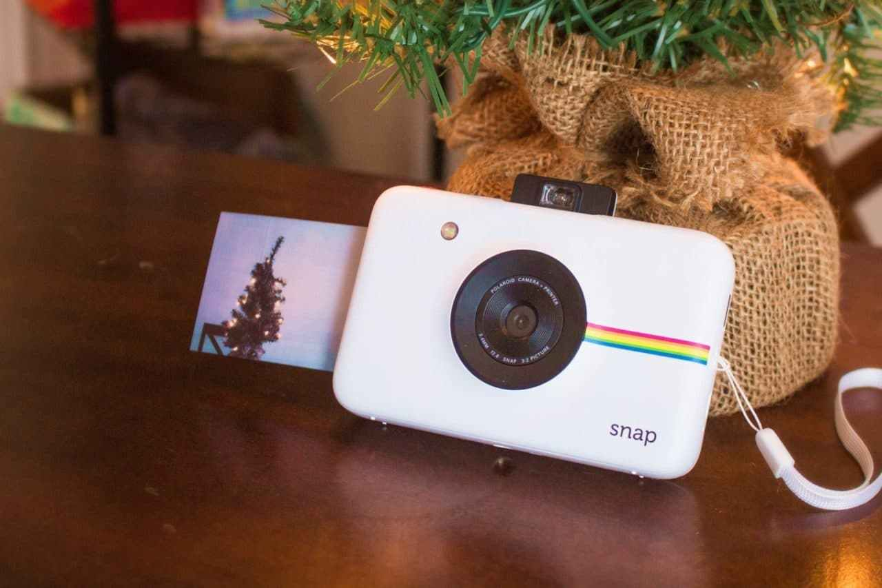 gifts - Polaroid SNAP camera