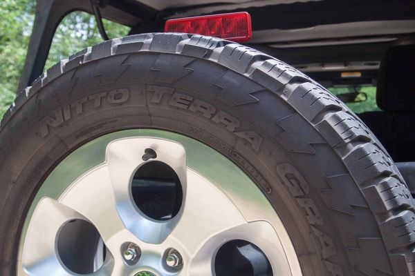 Nitto Terra Grappler 30k mile review