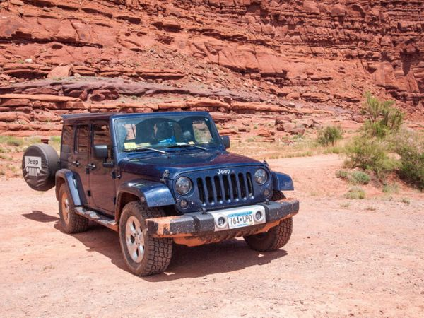 Have Jeep - will travel