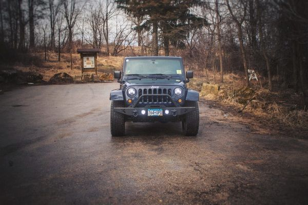 The Wrangler is back with a new heart