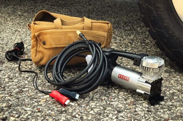 Got air? Our review of the Viair 88P portable compressor